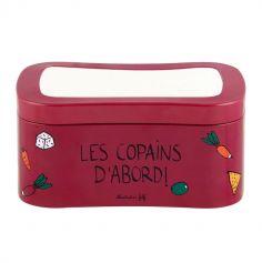 """Distributeur de Serviettes """"Les Copains d'Abord"""" - Derrière La Porte"""