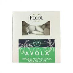Dragées Avola Amandes 500 gr – Blanc