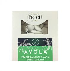 Dragées Avola Amandes 1 kg – Blanc