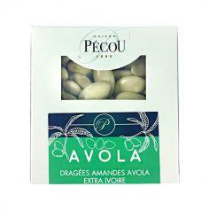 Dragées Avola Amandes 500 gr – Ivoire