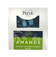 Dragées Amandes Parimini 500 gr – Bleu ciel