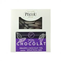 Dragées Séduction Chocolat 500 gr – Gris