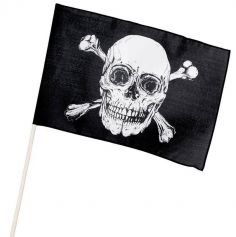drapeau-pirate-tete-mort | jourdefete.com