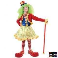 Costume de Clown pour Fille