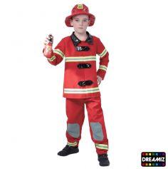 Déguisement Pierre Le Pompier Enfant