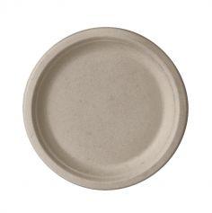 assiette-23-cm-canne-a-sucre | jourdefete.com