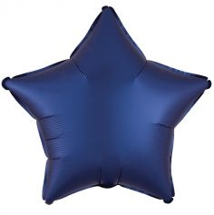etoile-bleu-marine-ballon | jourdefete.com