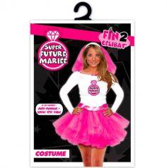 Costume Super Future Mariée - Enterrement de Vie de Jeune Fille | jourdefete.com