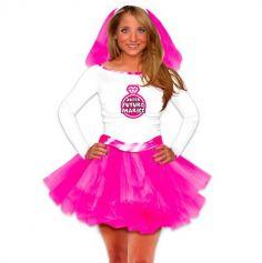 Costume Super Future Mariée - Enterrement de Vie de Jeune Fille