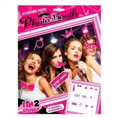 Photo Booth - Enterrement de Vie de Jeune Fille | jourdefete.com
