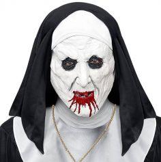 masque-halloween-nonne-terrifiante | jourdefete.com