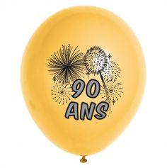 Ballons de Baudruche Anniversaire 90 ans