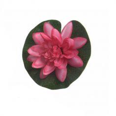 Fleur Flottante - Lotus Fuchsia | jourdefete.com