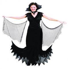 Costume Reine des Vampires Femme - Taille Unique