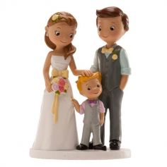 figurine-mariage-couple-gateau | jourdefete.com