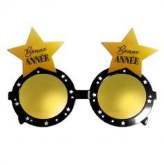 lunettes en plastique bonne année | jourdefete.com