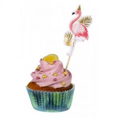 50 Moules à Cupcake - Let's Flamingo