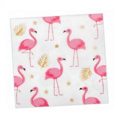 serviettes-lets-flamingo-flamant-rose | jourdefete.com