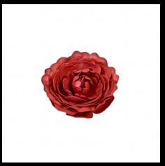 Rose Ancienne Décorative de Table - Rouge