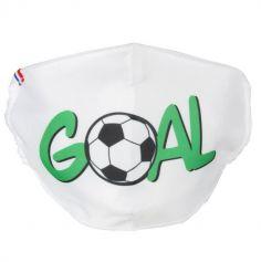 masque facial lavable football pour adulte | jourdefete.com