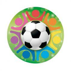 disque azyme ballon de football   jourdefete.com
