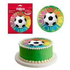 Disque en Azyme Ballon de Foot - Soccer - 20 cm