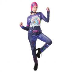 FORTNITE Costume Brite Bomber - Adolescente - Taille au Choix | jourdefete.com