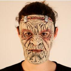 Masque en Latex de Frankenstein Humain