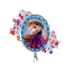 ballon-reine-des-neiges-dinsey | jourdefete.com