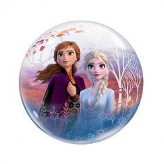 bulle-ballon-reine-des-neiges-decoration-anniversaire | jourdefete.com