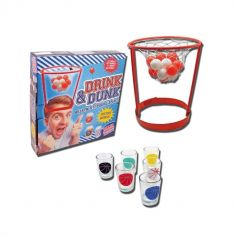 """Jeu """"Drink And Dunk"""""""