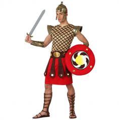 Costume de gladiateur romain - Taille au choix