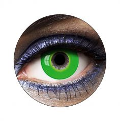 "Lentilles ""Green Out"" - 1 an (sans correction)"