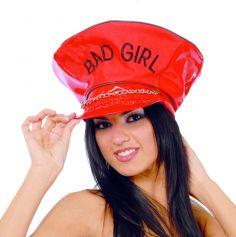 """Casquette femme """" Bad Girl """""""
