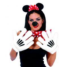 Mains de Mickey