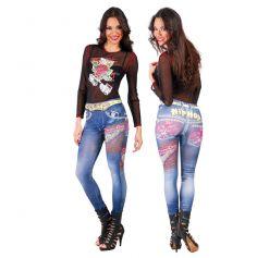 Leggings Hip Hop Femme