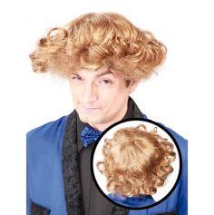 Perruque Années 60 Blonde Homme