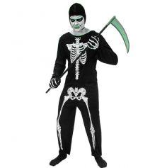 Déguisement Homme Squelette