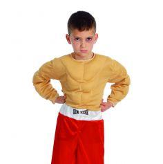 Costume Torse Musclé Garçon