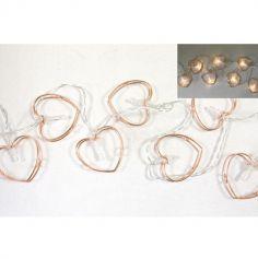 guirlande-lumineuse-coeurs-decoration | jourdefete.com