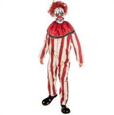 Déguisement Adulte - Clown Effrayant - Taille au Choix