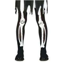 collant-squelette-enfant-halloween | jourdefete.com