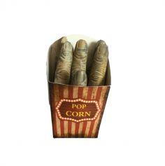 Boîte à Pop Corn Doigts de Zombie