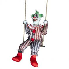 clown-balancoire-halloween | jourdefete.com