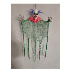 Clown à suspendre - 50 cm