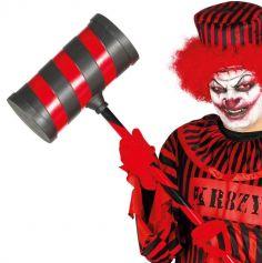 marteau-accessoire-clown-halloween | jourdefete.com