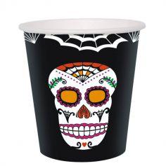 gobelets-carton-halloween-muerte | jourdefete.com