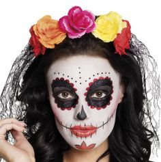 Tiare Day of the Dead - La Madrina