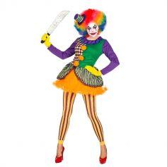 deguisement halloween joker femme   jourdefete.com