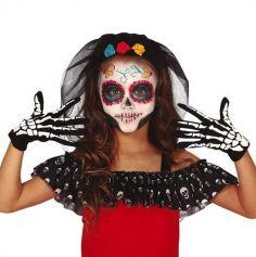 Gants de Squelette pour enfant